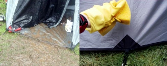 C&ing Tent able to keep tips for cleaning and repair : tent cleaning and repair - memphite.com