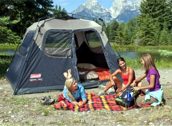 Camping Tent Set Up Instructions And Tips On Terrain