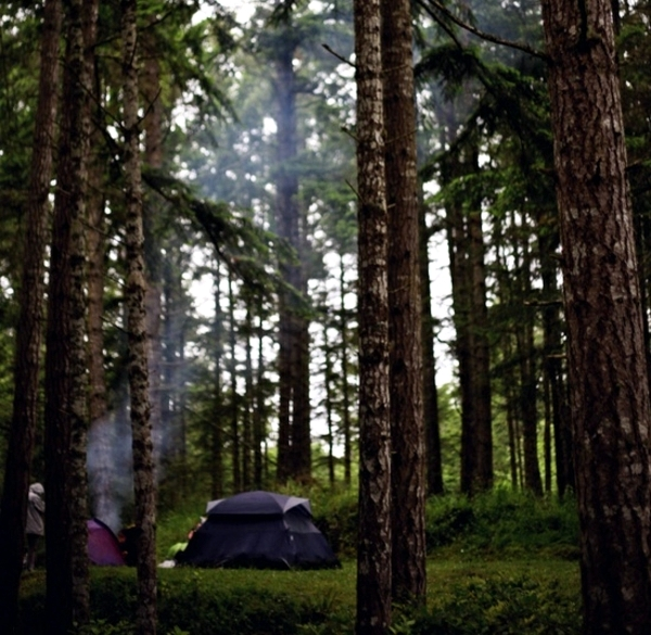 Camping Tips - find the right place for tent or caravan