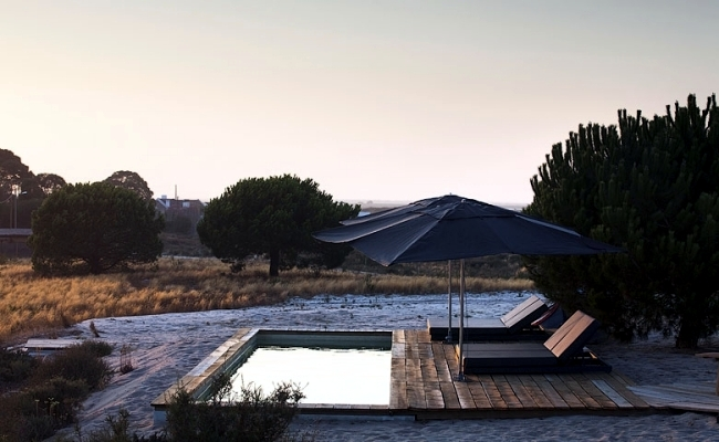 CasasNaAreia Bungalow Resort-a private paradise in Portugal