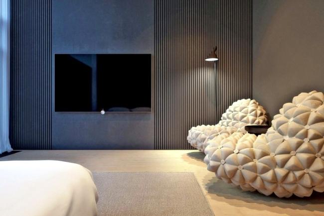 Chair Home - realistic 3D visualization of Igor Sirotov Architect