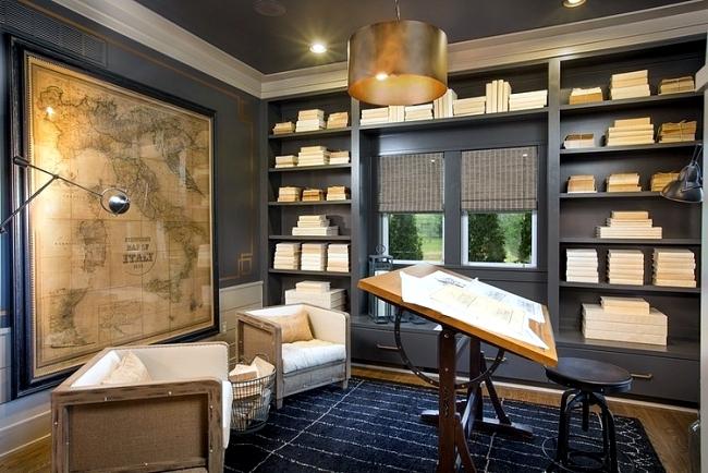 Chic Cottage Style in Ohio impresses with elegant interiors
