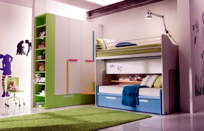 Children Bed Design Choose the perfect model for the youth room