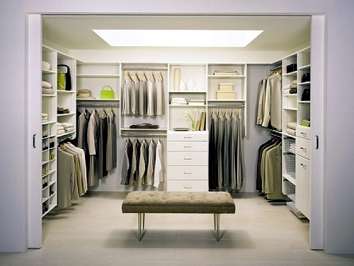 Check Out These Tips On How To Set Up A Classification System For Walk In  Closet. The Walk In Is A Wonderful Solution If You Have The Opportunity To  Devote ...