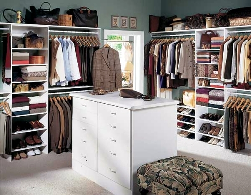 Classification system for walk-in wardrobe - 3 Practical Tips
