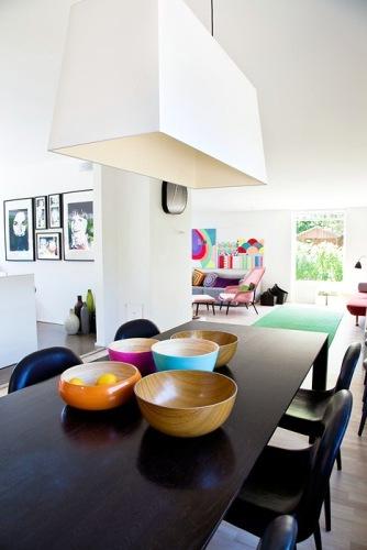 Colorful interior Maggie Kempinska
