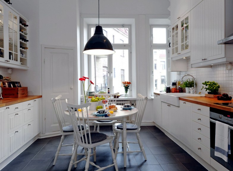 Compilation of kitchens