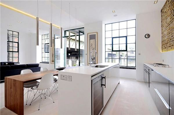 idee deco contemporary apartment