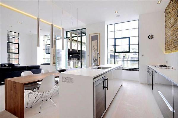 idee deco contemporary apartment