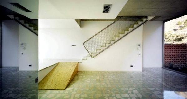 Contemporary Concrete House in Murcia, Spain Xpiral of Architecture