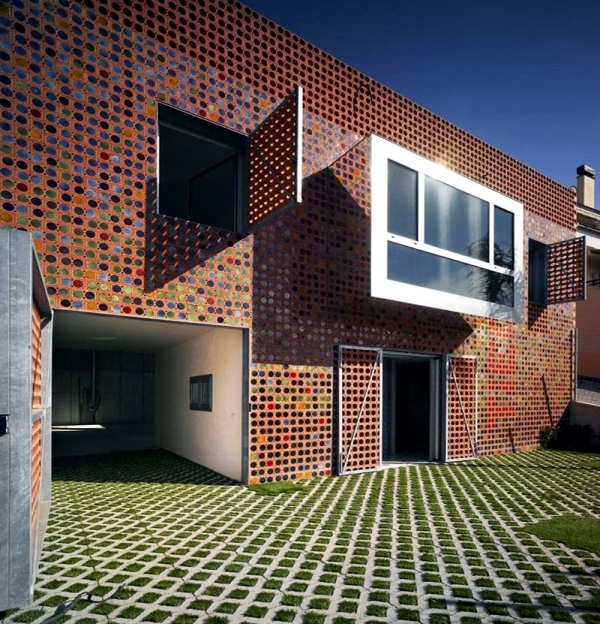 Contemporary Concrete House In Murcia Spain Xpiral Of