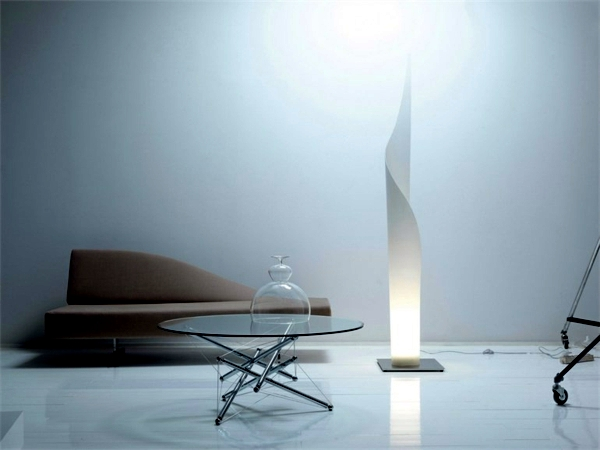 Contemporary floor lamp from Nemo bring together art and lighting ...
