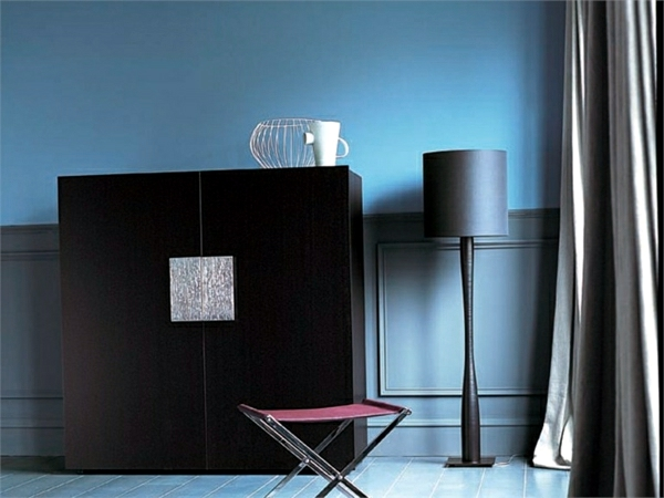 Contemporary Floor Lamps Provide Subtle Lighting For Your