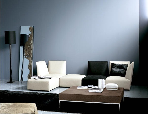 subtle lighting. Contemporary Floor Lamps Provide Subtle Lighting For Your Interiors