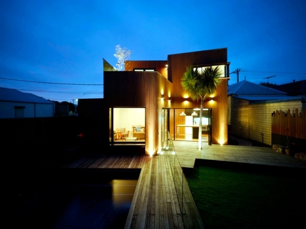Contemporary wooden house build – what advantages does the use of ...