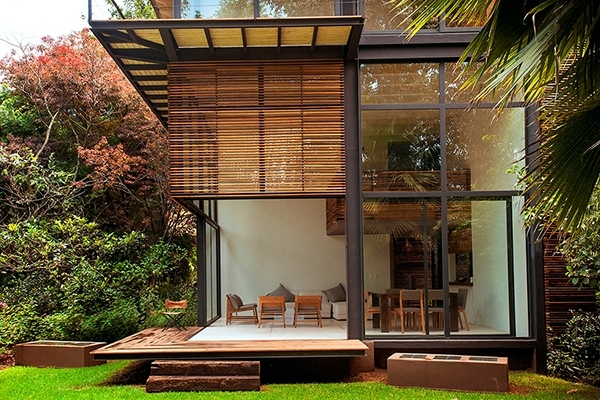 Contemporary Wooden House Build What Advantages Does The Use Of Wood