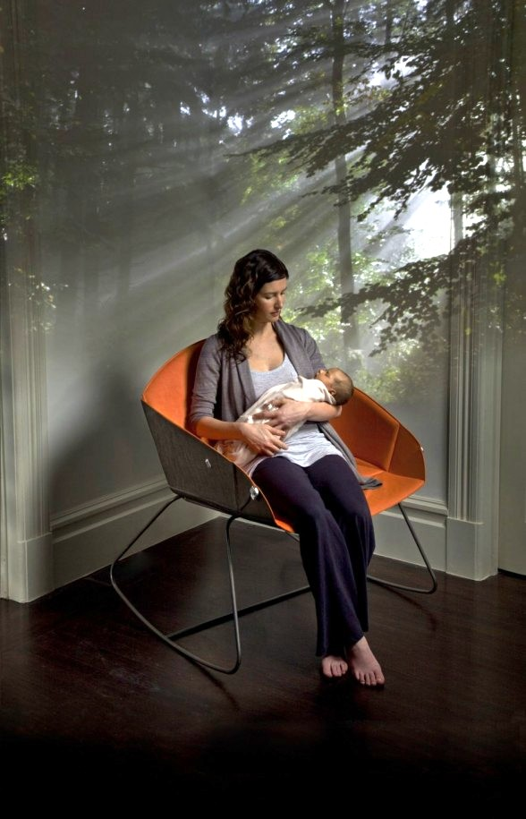Convertible Baby Crib with modern design for the new nursery