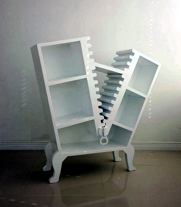 Charmant Cool Designer Furniture With Zipper Elements Of The Zoom