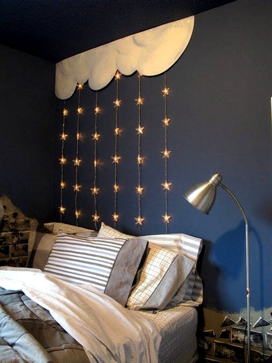 Cool Designer lamps in the nursery to bring good mood