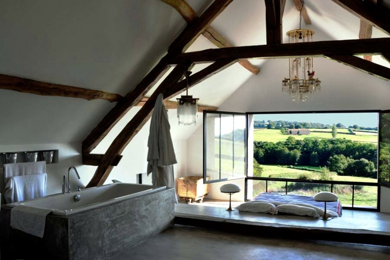 Country house in Burgundy
