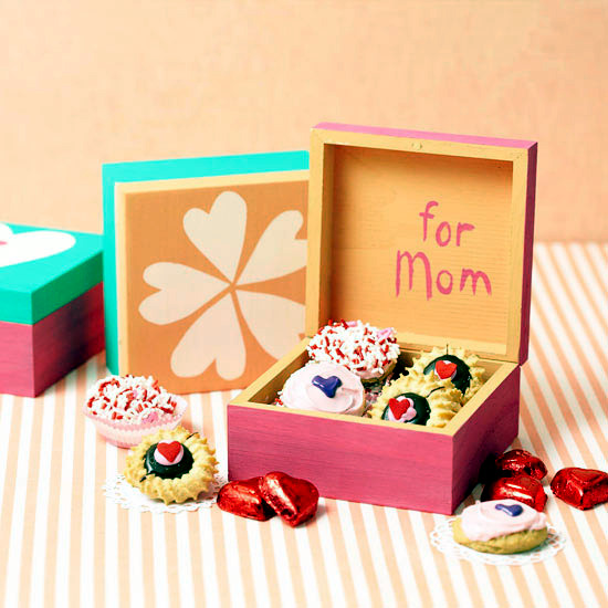 Crafts for Mother's Day - 15 ideas for beautiful surprise