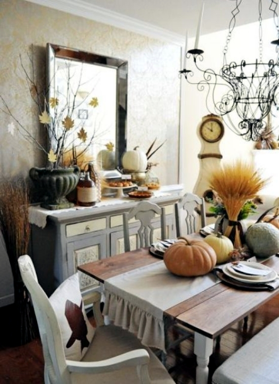 create cozy dining room   creative ideas herbstdeko interior design ideas ofdesign