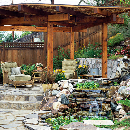 21 Landscaping Ideas For Slopes: Creating A Garden On A Slope Ideas And Optimal Solutions