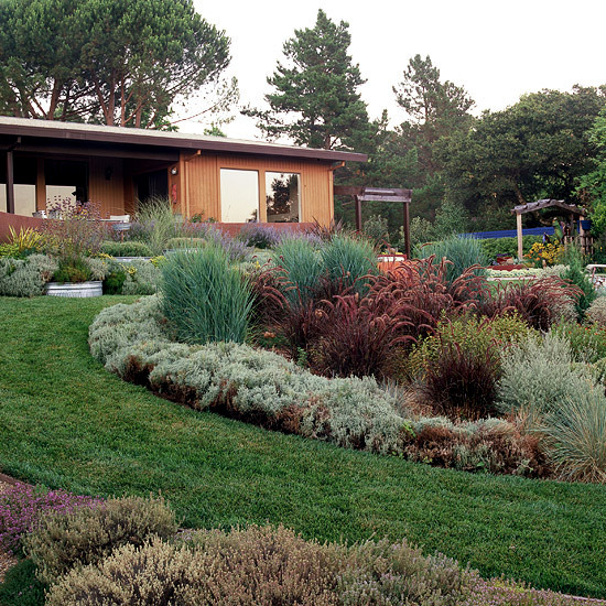 5 Amazing Interior Landscaping Ideas To Liven Up Your Home: Creating A Garden On A Slope Ideas And Optimal Solutions
