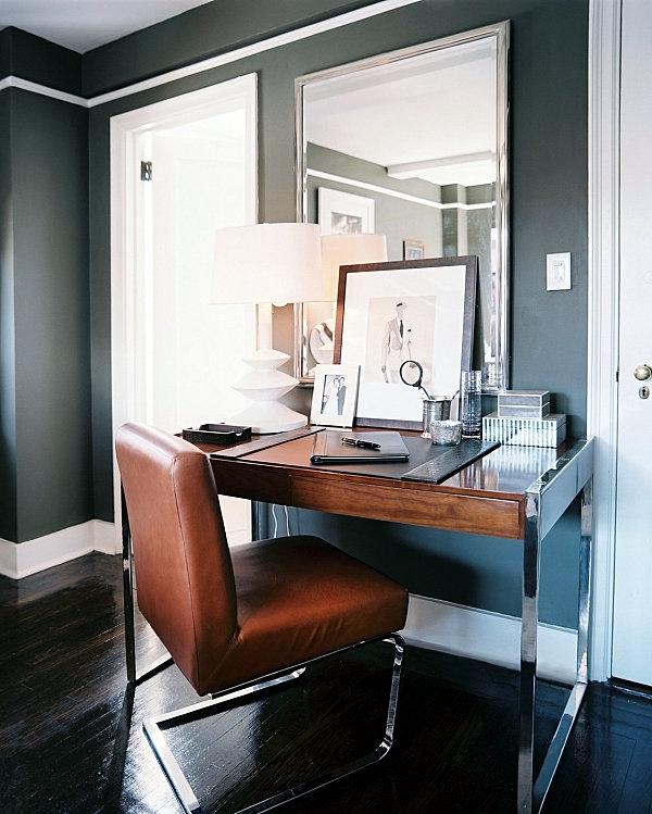 Creative Home Office Furniture - 20 Ideas for unique interior