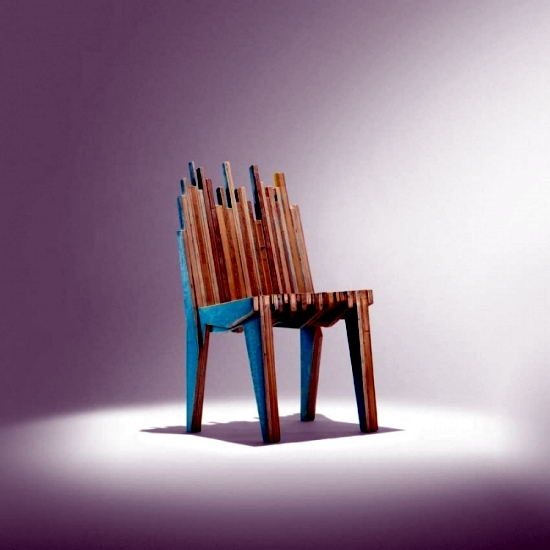 Creative ideas for furniture design and decoration for modern interiors