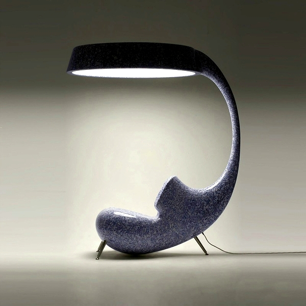 Creatures of the sea inspire the creative Ontwerpers relaxing chair