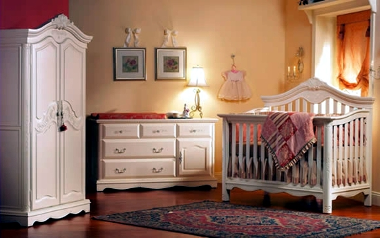 Cute ideas for baby room - modern and classic facilities