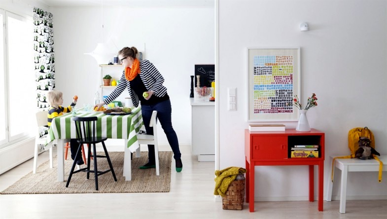 Deco made in ikea interior design ideas ofdesign for Decoration ikea