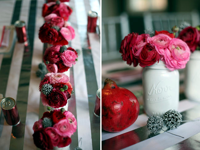 Decorate jam jars - 20 decoration ideas for making your own