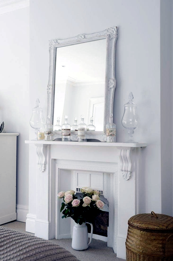 Decorate the unused fireplace in the living room – 20 ...