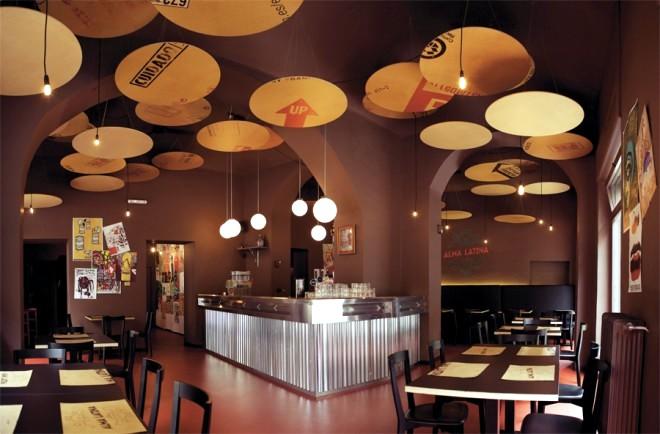 Decoration restaurant