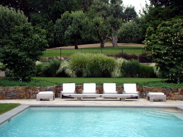 Decorating ideas for home design input with flowers and shrubs