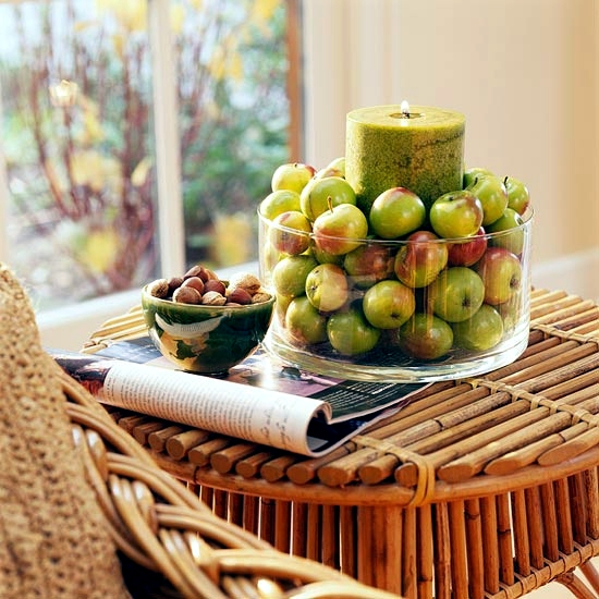 Decorating in autumn -11 simple and delightful ideas for making your own