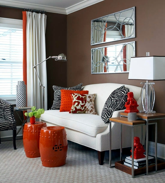 Decorating With Color Decorating Ideas Inspired By Autumn Interior