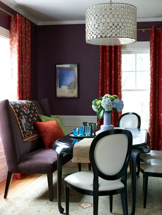Decorating with Color decorating ideas inspired by autumn