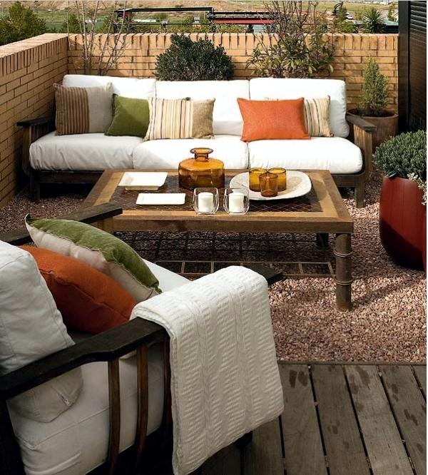 Nice House Decorating Ideas: Decoration Ideas For Balcony Table