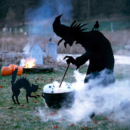 Decoration Ideas For Halloween Party With Witches Create A Witch S House Interior Design