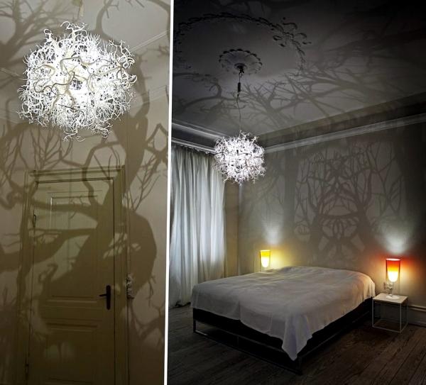 Homeinterior Lighting Ideas: Decorative Lights Play Stunning With Light And Shadow