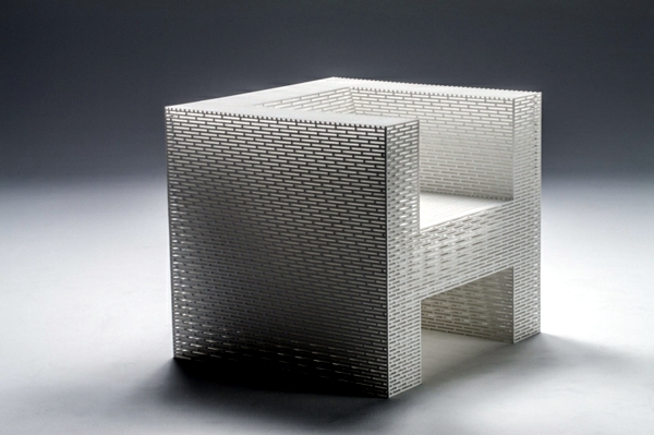 Design trends from the Milan Furniture Fair - innovative acrylic chair