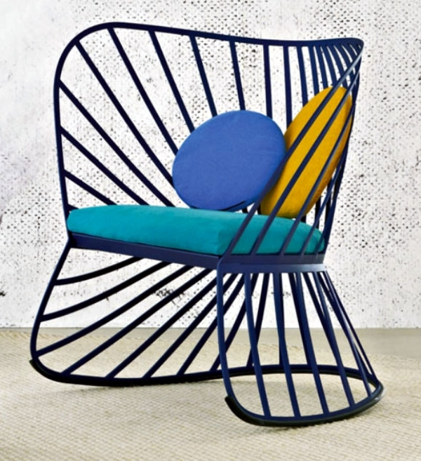 Designer Chair With Armrests For A Stylish Look In The