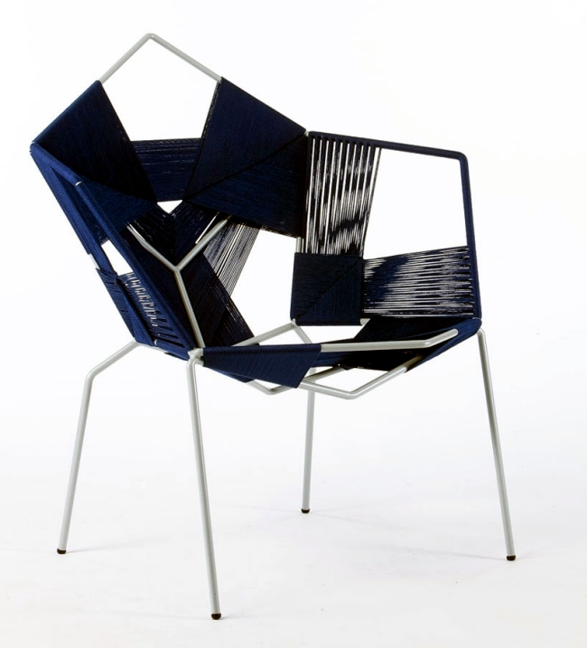 Designer chairs COD – Traditional weaving techniques and modern ...