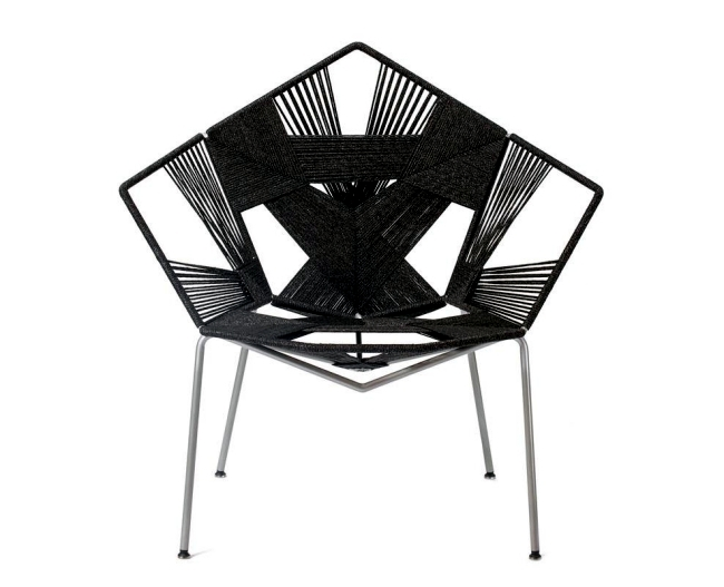 Designer Chairs COD   Traditional Weaving Techniques And Modern Design