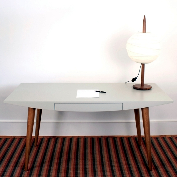 """Designer desk for any lifestyle - """"Belly"""" by Steuart Padwick"""