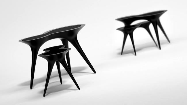 designer furniture by timothy schreiber emphasize the