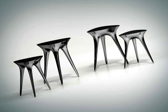 Designer Furniture by Timothy Schreiber emphasize the Individual Style